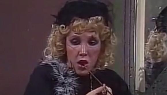 'La Minina' es una mujer elegante y atractiva que se rodea de mafiosos (Foto: Captura de pantalla / Youtube)