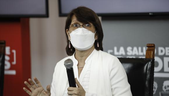 Las nuevas variantes del coronavirus que se detectaron en el Perú hasta la fecha son la británica y brasilera.(Foto: GEC)