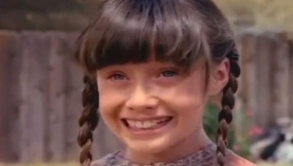 Doherty interpretó a la pequeña Jenny Wilder cuando tenía 11 años (Foto: NBCUniversal)