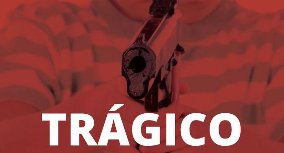 Un jovencito de 13 años manipuló la pistola de su tío y se le escapó un disparo.(USI)