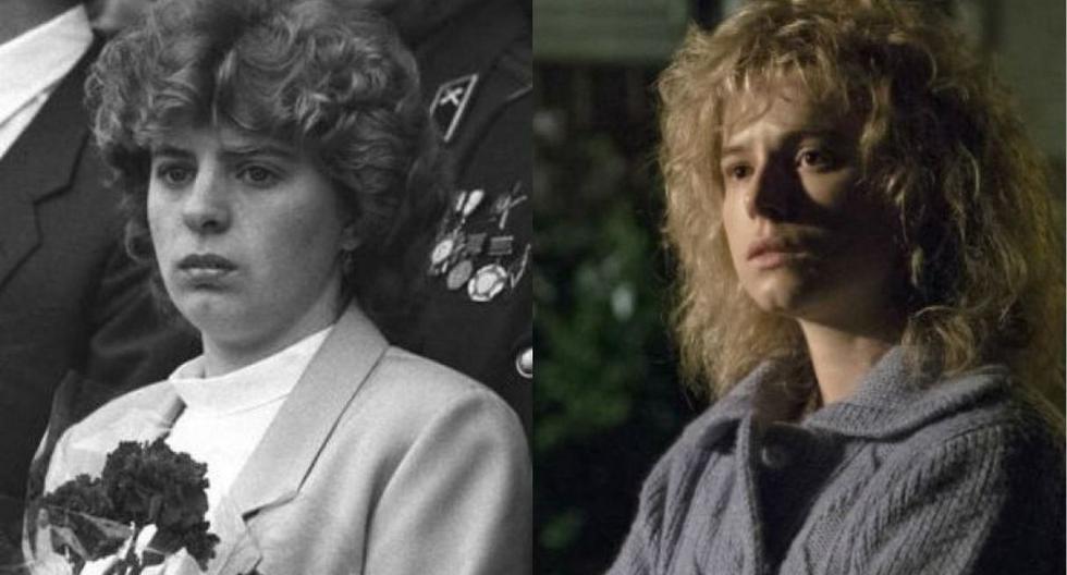 """Liudmila Ignatenko fue interpretada por Jessie Buckley en la miniserie """"Chernobyl"""" de HBO.(Foto: HBO)"""