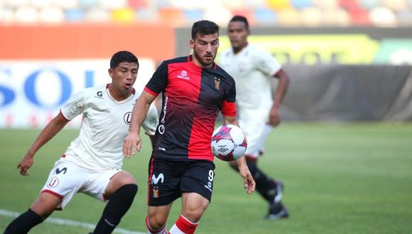 Bernardo Cuesta regresa a Arequipa (Foto: GEC)