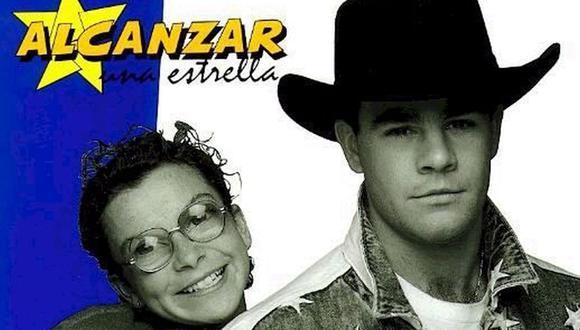 Alcanzar una estrella se centra en la historia de Eduardo Casablanca y Lorena (Foto: Televisa)