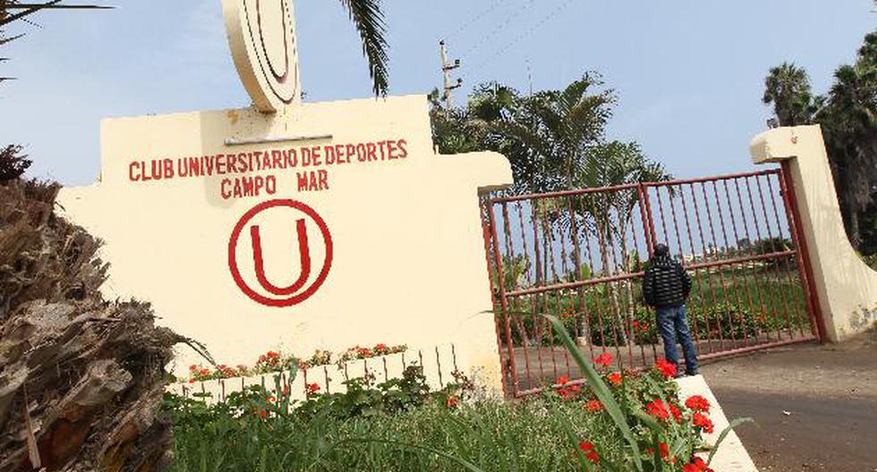 John Galliquio y 'Toñito' Gonzales trabajaron en Campo Mar 'U'. (USI)