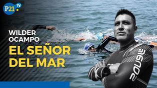 Wilder Ocampo el señor del mar