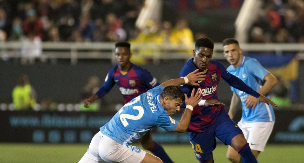 Junior Firpo. (Foto: AFP)