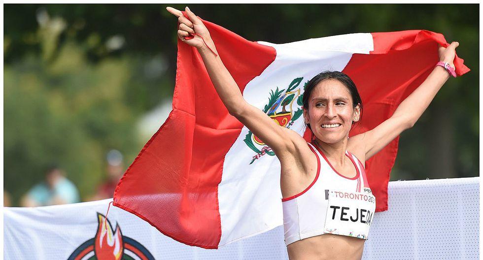 """Gladys Tejeda: """"Me falta una medalla olímpica, ya trabajo para conseguirla"""""""