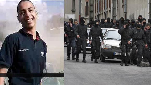 Después de 30 horas de asedio, la Policía mató a Merah. (Reuters)