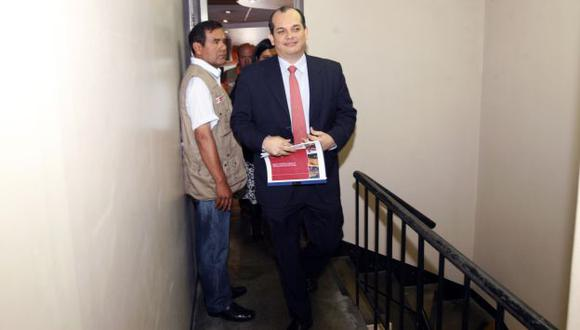 "Balance. ""La expectativa económica cambió de un tanto dudosa a bastante positiva"", dice Castilla. (Rochi León)"