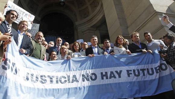 Reforma apunta a Clarín. (Reuters)