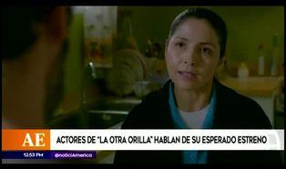 """""""La Otra Orilla"""": así fue el estreno de la nueva producción de Michelle Alexander"""
