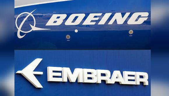 La nueva empresa que crearán Boeing y Embraer cuenta con un valor que asciende a US$4.750 millones (Foto: AFP)