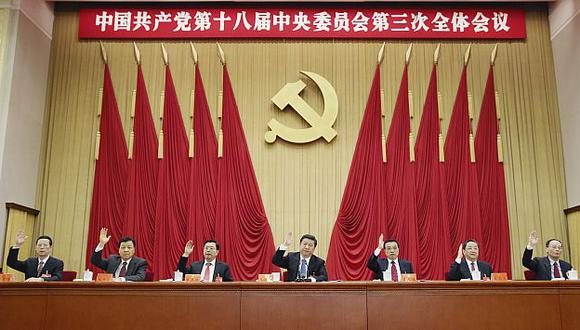 Pese a la expectativa, trascendieron detalles vagos de las reformas anunciadas por el Partido Comunista Chino. (AP)
