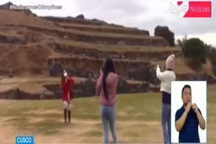 Cusco: parques arqueológicos abren sus puertas