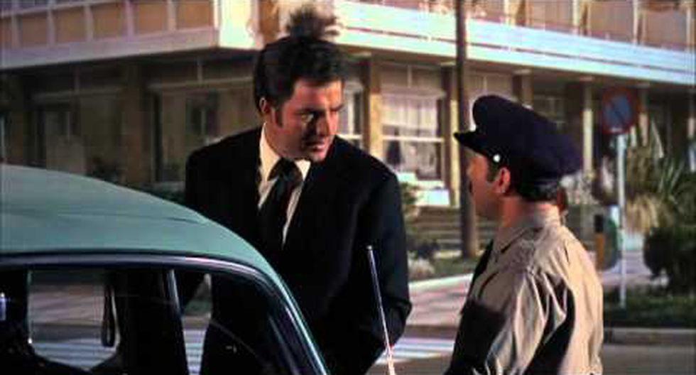 Hammerhead (1968; director: David Miller)(Captura de pantalla)