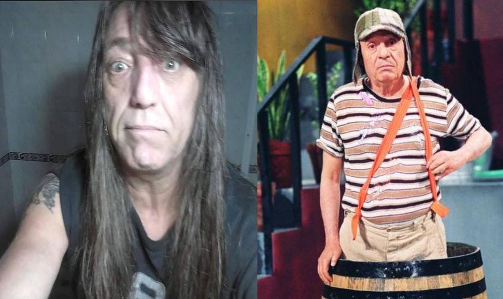 Durante los últimos días un argentino se ha viralizado por su gran parecido con El Chavo del 8. (AP)