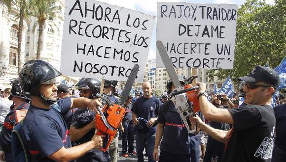 El número de desempleados creció en 53,500 personas en segundo trimestre. (Reuters)