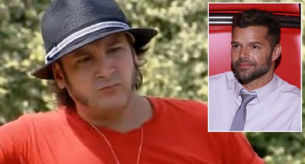 Roy Roselló reveló que Ricky Martin también fue víctima de abusos sexuales. (Captura de TV/EFE)