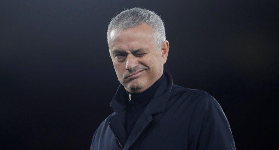 José Mourinho ganó la liga española con Real Madrid en el año 2012 (Foto: Reuters).