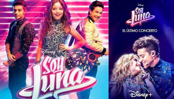 Disney Estrena Soy Luna El último Concierto Karol Sevilla Cheka Peru21