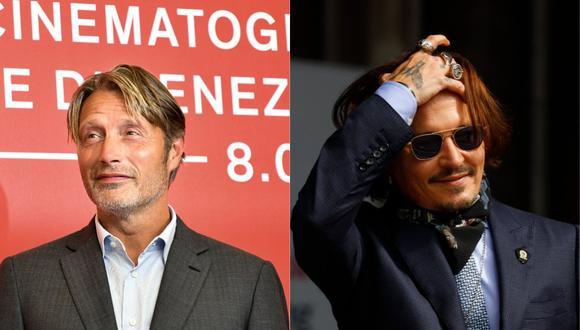 "Mads Mikkelsen reemplazaría a Johnny Depp en la película ""Animales fantásticos"". (Foto: AFP)"