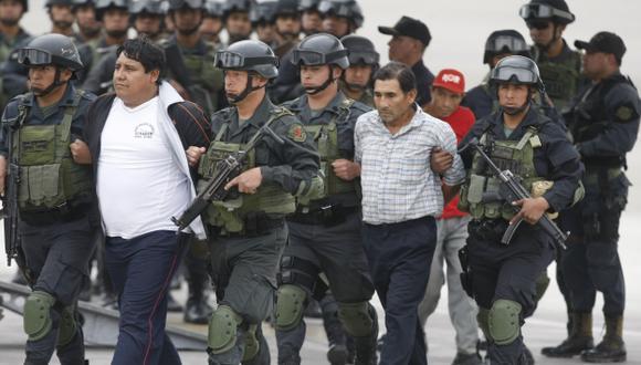 Acusados de terrorismo regresaron a Junín y al Cusco. La Policía sostiene que sí hay pruebas. (Mario Zapata)