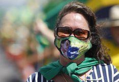 Brasil: diputados aprueban ley para el uso obligatorio de mascarillas