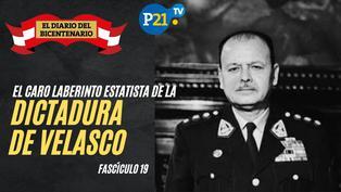 El caro laberinto estatista de la dictadura de Velasco