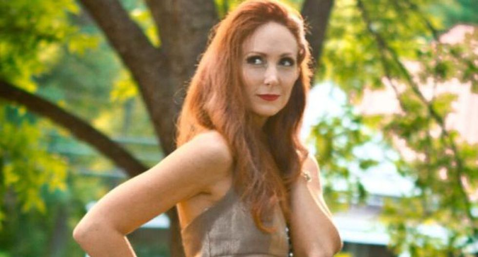 Shannon Rogers Richardson es conocida por un pequeño papel en la famosa serie sobre zombies.