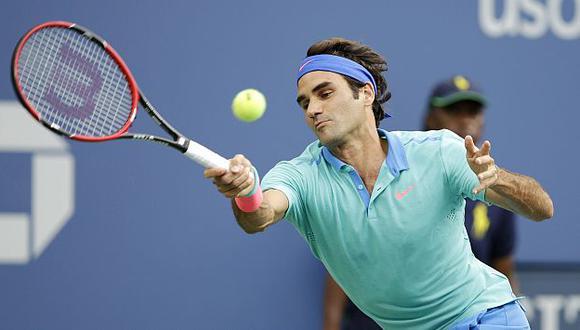 Copa Davis: Federer enfrentará a Bolelli. (AP)