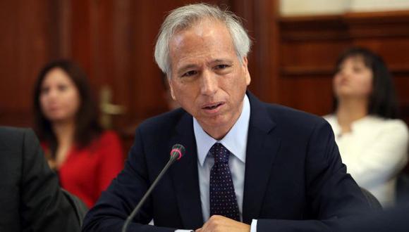 Ministro de Justicia justificó observaciones a tratado de extradición con Francia. (PCM)