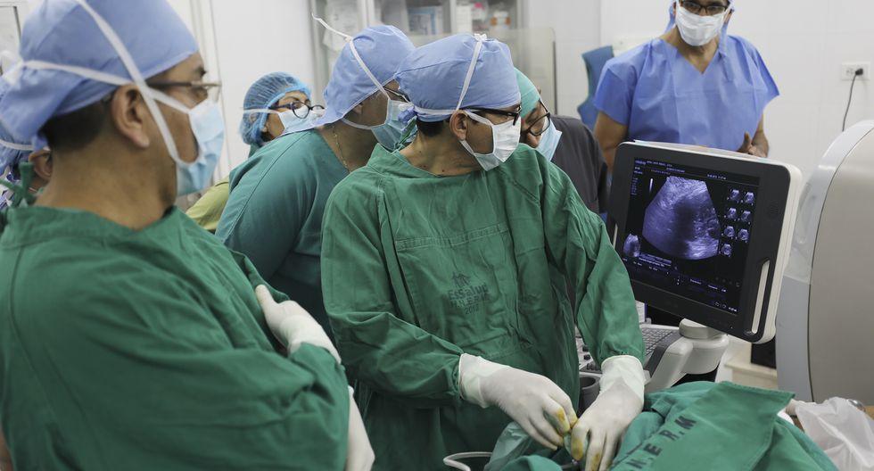 Hospital Rebagliati se convierte en pionero en radiología intervencionista de la Seguridad Social. (Difusión)
