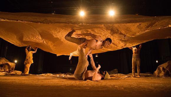 Obra de 'Gnossienne' se estrena este sábado 26 de agosto (Alianza Francesa).