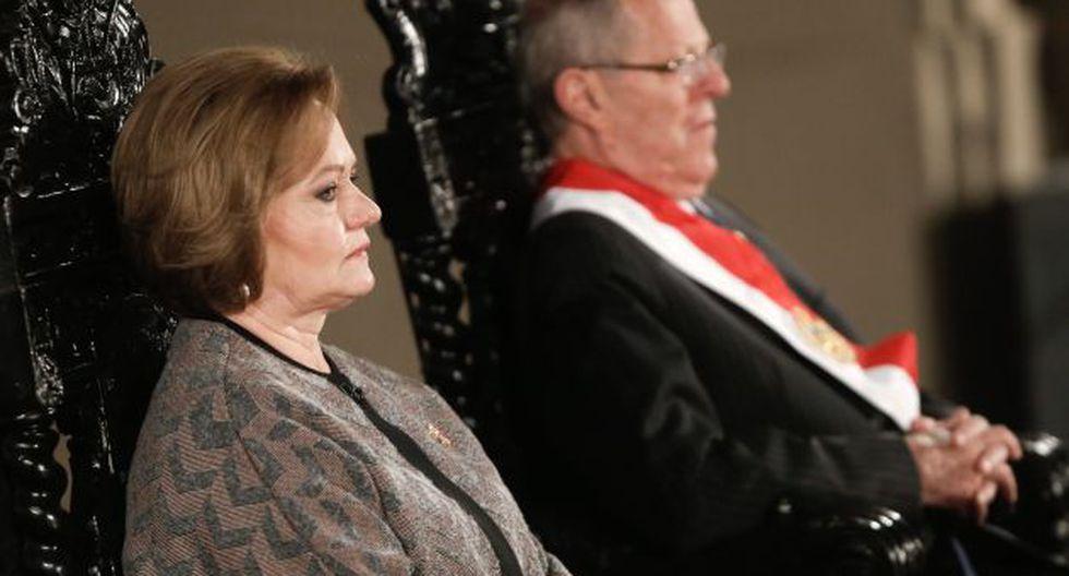 Primera dama Nancy Lange fue citada por la comisión Lava Jato tras negativa de PPK a recibir a los congresistas.