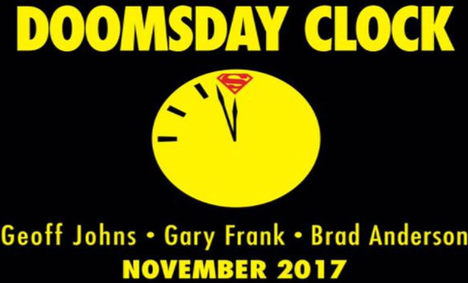 DC Comics prepara cómic que unirá a 'Superman' con 'Watchmen' (DC Comics)