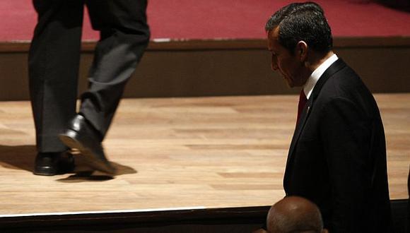 El oficialismo busca impedir que Humala declare sobre el caso López Meneses. (Perú21)