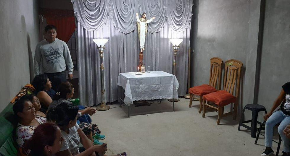 Víctima fue asesinada en una chacra del distrito de Frías, en Ayabaca, Piura, delante de su hija de 12 años. (Foto: GEC)
