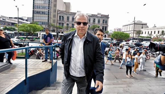 José Nava Mendiola dijo en el 2019 que presenció las negociaciones de Alan García con Jorge Barata, mientras preparaba una parrillada. (Foto: Violeta Ayasta / GEC)