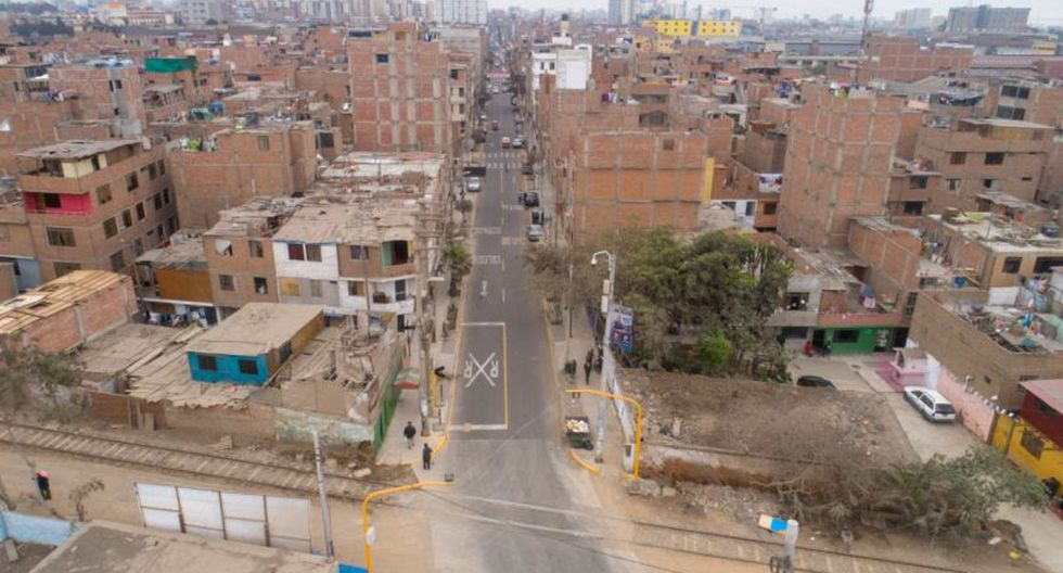 La obra beneficiaría a 28 mil familias. (Foto: Municipalidad de Lima)