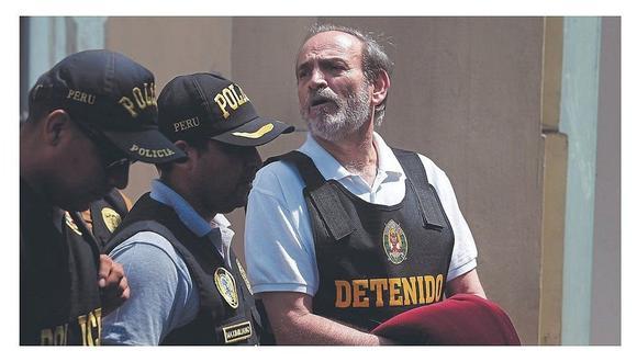 TODO EN CONTRA. Hoy se reanuda la audiencia de prisión. Foto: GEC