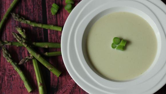 En invierno podemos reemplazar las ensaladas por un plato de crema de verduras. (Foto: Pixabay)