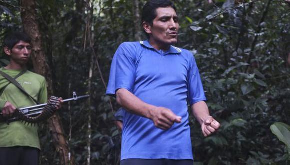 CAMBIO. Martín Quispe Palomino (de azul) y su hermano Víctor modifican sus estrategias. (USI)