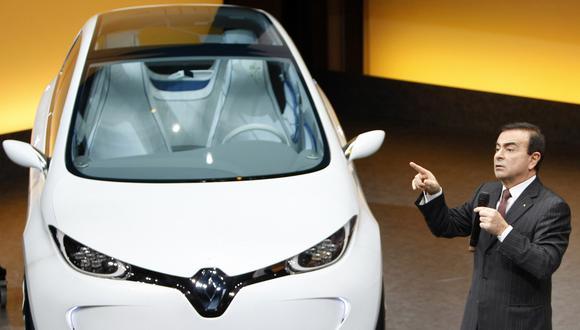 Carlos Ghosn era presidente de la Alianza entre Mitsubishi, Renault y Nissan. (Foto: AP)