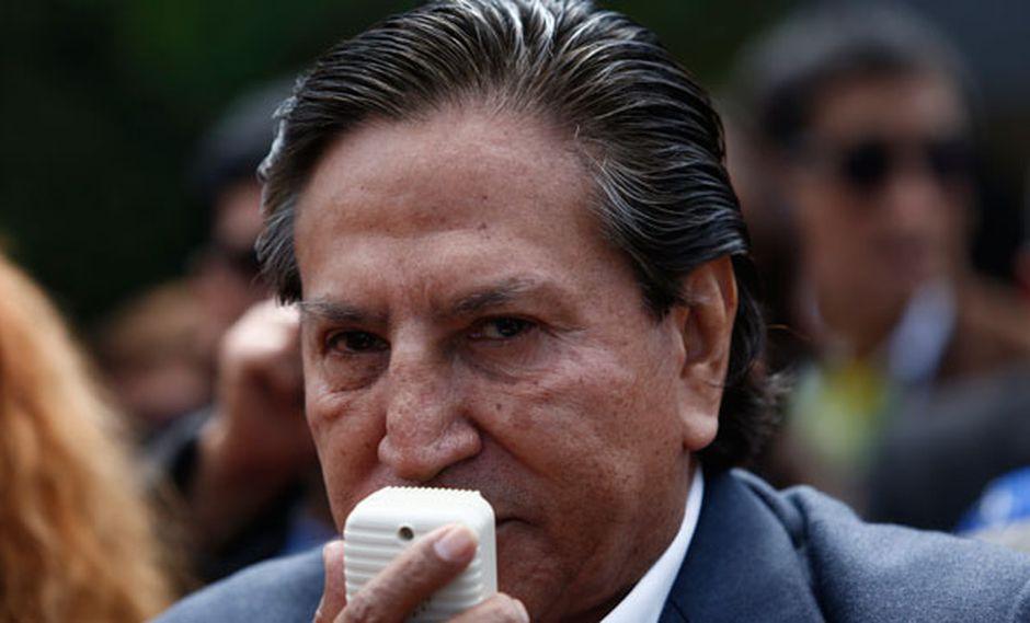 El ex presidente Alejandro Toledo. (Perú21)