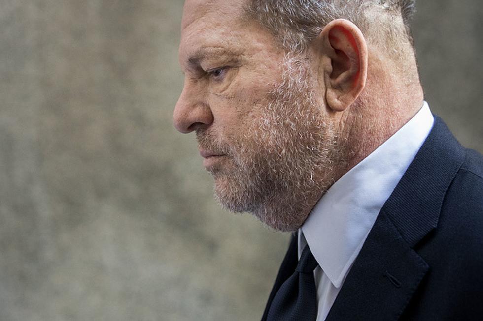 Harvey Weinstein (Getty)