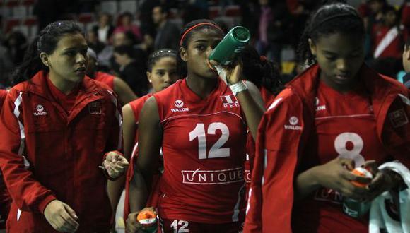 ¡Gracias, chicas! Las muchachas son el orgullo del Perú. (USI)