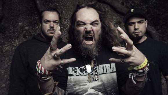 CAVALERA CONSPIRACY. Max es un referente del metal en Latinoamérica. (USI)