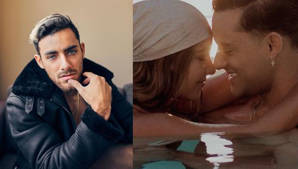 """""""Tú me encantas"""", lo nuevo de Austin Palao junto a la actriz Alessandra Fuller. (Foto: @austinpalaoc)."""