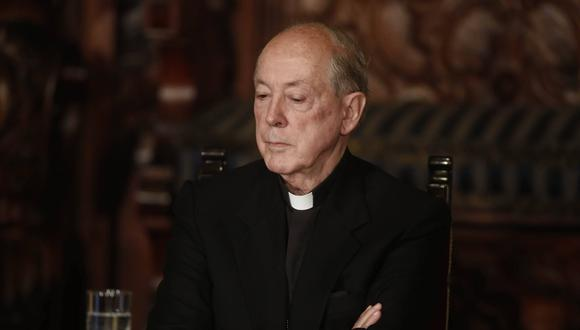 Juan Luis Cipriani (César Campos/Perú21)
