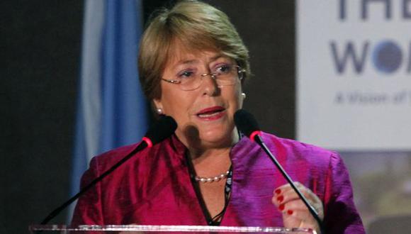 Michelle Bachelet trabaja actualmente como directora ejecutiva de la ONU Mujeres. (Reuters)